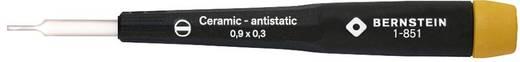 Beállító csavarhúzó kerámia pengével 0,9 x 0,3 mm, Bernstein 1-851