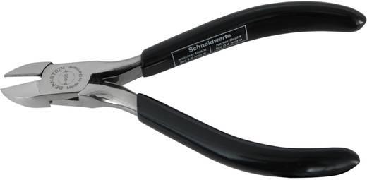 ESD oldalcsípőfogó lekerekített csőrrel, lágy/közepes/kemény huzal max. 1,5/1/0,4 mm, Bernstein 3-901-7