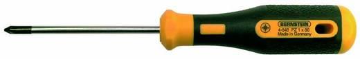 Kereszthornyú csavarhúzó, PZ 1, Bernstein EUROline-Power 4-543