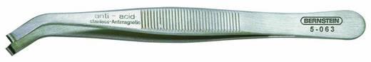 SMD csipesz 115 mm, hajlított 35°, fogó mélyedéssel, Ø 0,8 x 3,5 mm, Bernstein 5-063