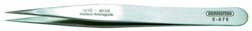 SMD csipesz 120 mm, erős, egyenes, hegyes, Bernstein 5-076