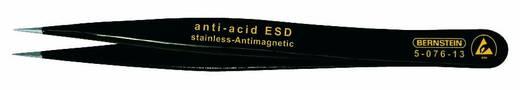 ESD SMD csipesz 120 mm, erős, egyenes, hegyes, Bernstein 5-076-13