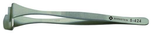 Wafer csipesz fogak nélkül, 130 mm, Bernstein 5-424