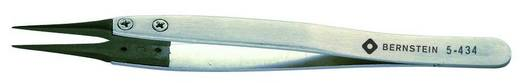 Csipesz igen finom kerek Carbofib heggyel, 125 mm, Bernstein 5-434