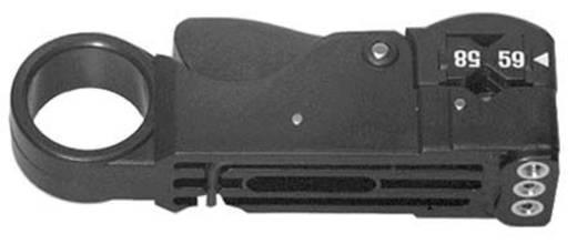 Koax csupaszoló, 3 fokozatú, RG 58, RG 59 és RG 62-höz, Bernstein 5-0601