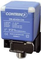 Induktív közelítés érzékelő 40 x 40 mm, kapcsolási távolság: 40 mm, Contrinex DW-AS-63A-C44 Contrinex