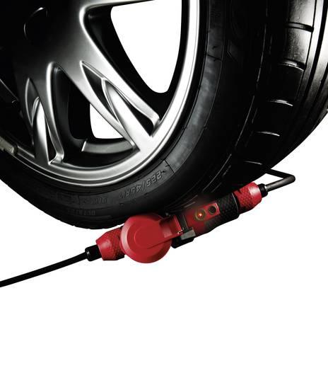 Hálózati dugó, műanyag, 230 V, fekete/piros, IP54, ABL Sursum 1529140