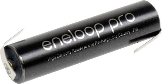Mikro ceruza akkumulátor, forrfüles NiMH ZLF AAA 1.2 V 900 mAh 10.5 mm x 44.5 mm Sanyo XX (powered by eneloop)