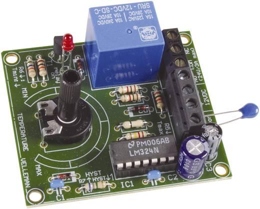 Velleman Termosztát modul VM137 modul 12 V/DC hőmérséklet-szabályzási tart. 5 - 30 °C