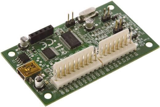 Velleman Mini USB csatlakozó VM167 modul USB-n keresztül