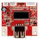 Velleman MP3 zenegép modul VM202 modul 9 - 12 V/DC Velleman
