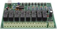 Velleman 8 csatornás USB relékártya Modul 9 - 10 V/AC vagy 12 - 14 V/DC Kimeneti teljesítmény 16 A 8 db relé kimenet Velleman