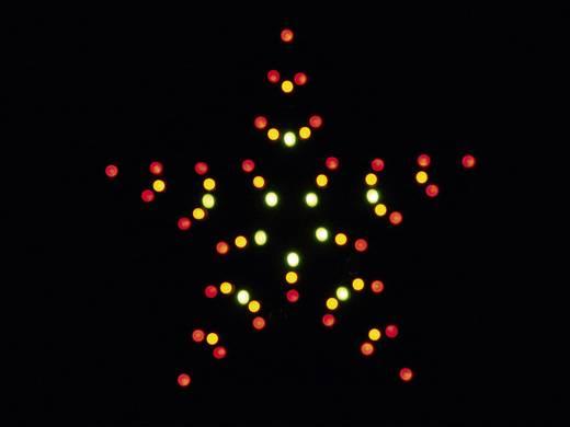 Velleman Zenére reagáló LED-es csillag MK172 építőkészlet 9 - 12 V/DC