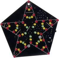 Velleman Zenére reagáló LED-es csillag MK172 építőkészlet 9 - 12 V/DC Velleman