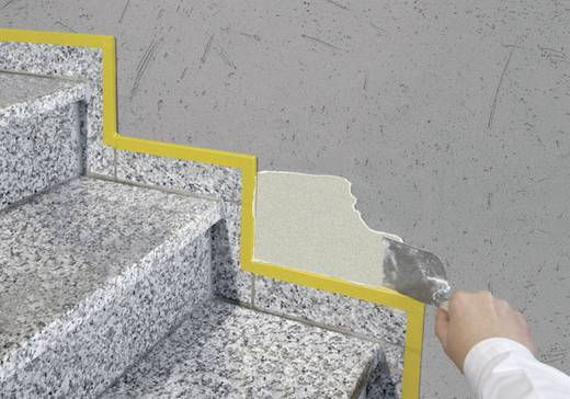 Takarószalag Standard Plastering Tape 33 m x 50 mm sárga Tesa 4840