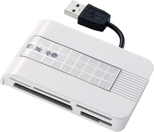Memóriakártya és SIM kártya író és olvasó, Renkforce CR22e-SIM USB 2.0
