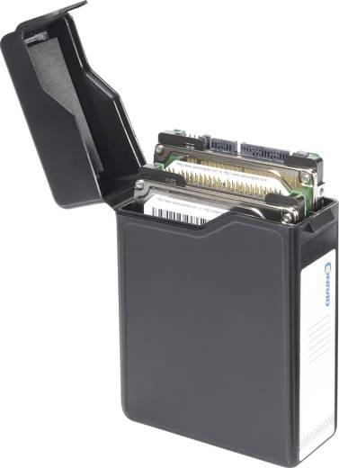 HDD merevlemez tároló ház 6,3cm-es 2,5-os HDD tok 3db-os készlet Conrad 417163