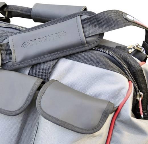 Szerszámos táska, munkás szerszámtáska, vállra akasztható, vízálló 550 x 330 x 300 mm C.K. Magma MA2628A