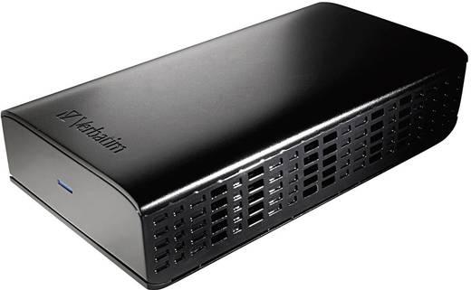 """Külső merevlemez, 8,9 cm (3,5"""") 2 TB Verbatim Store 'n' Save SuperSpeed Fekete USB 3.0"""