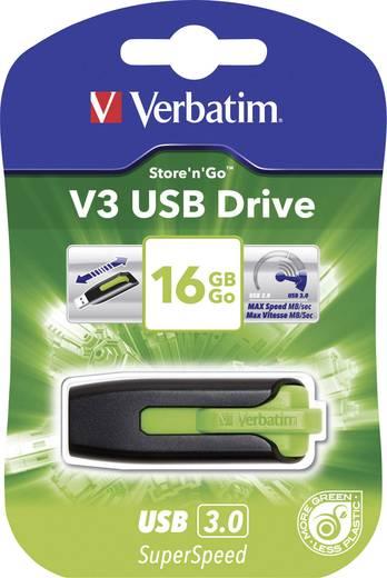 USB stick 16 GB Verbatim V3 Zöld 49177 USB 3.0