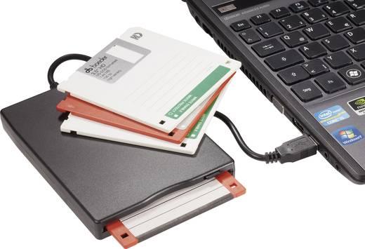 Floppy meghajtó, Basetech USB 2.0