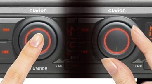 Autórádió, CLARION FZ102E