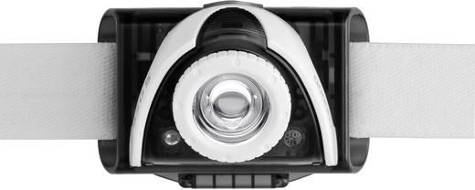 LED-es fejlámpa, LED LENSER SEO 5, fekete