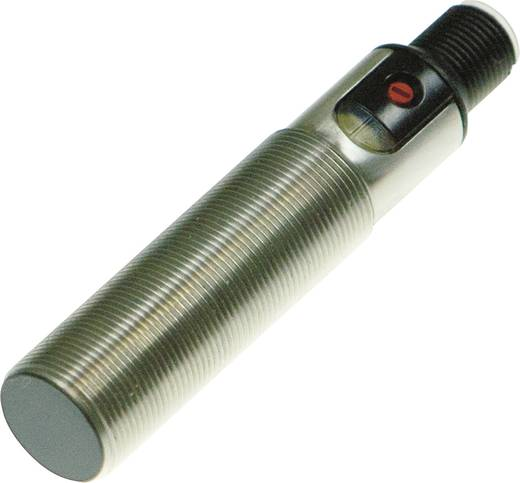 Kapacitív közelítés érzékelő M18, kapcsolási távolság: 8 mm (beállítható), Pepperl & Fuchs CBB8-18GS75-E2-V1