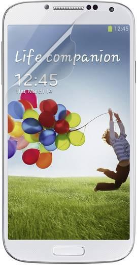 Kijelzővédő fólia Samsung Galaxy S4-hez, Renkforce okostelefon, átlátszó