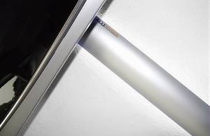 Kábelcsatorna (H x Sz x Ma) 250 x 80 x 20 mm Ezüst (matt, eloxált) Alunovo Tartalom: 1 db Alunovo