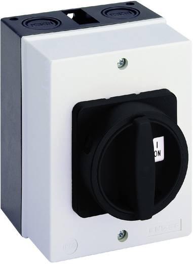 Sälzer DC terhelés leválasztó kapcsoló lereteszelhető 20 A 1 x 90 ° fekete Sälzer D221-83200-700N1 1 db