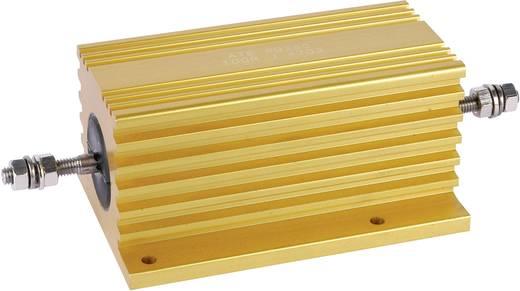 Huzalellenállás, nagy terhelhetőségű, 250 W ATE Electronics RB250-100R-J 100 Ω, Huzal, 250 W, 5 %, RB250-100R-J