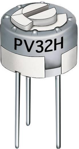 Lineáris cermet trimmer potméter, felső állítással 0.5 W 100 Ω Murata PV32H101A01B00