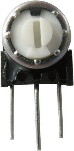 Lineáris cermet trimmer potméter, oldalsó állítással 0.5 W 100 Ω Murata PV32N101A01B00