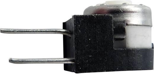 Lineáris cermet trimmer potméter, oldalsó állítással 0.5 W 2 kΩ Murata PV32N202A01B00