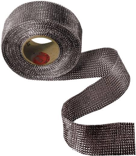 Ónozott réz hálós szalag, ezüst, 60 mm x 5 m, 126315 CellPack 1 tekercs