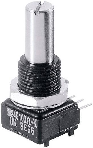 Precíziós forgó potméter, mono 1 W 50 kΩ Vishay 249