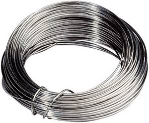 Ellenállás huzal Isachrom 60 5,65 Ω/m, Ø 0,5 mm, 10 m-es tekercsben Thomsen