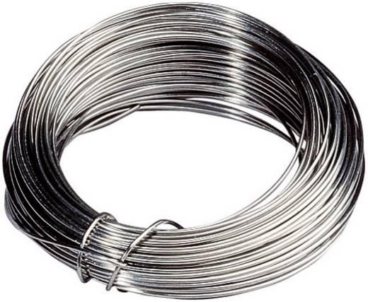 Ellenállás huzal Isachrom 60 5,65 Ω/m, Ø 0,5 mm, 10 m-es tekercsben
