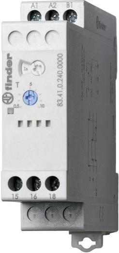 Ipari időrelé, 83.41.0.240.0000 Finder 24 - 240 V DC/AC 1 váltó 16 A 400 V/AC