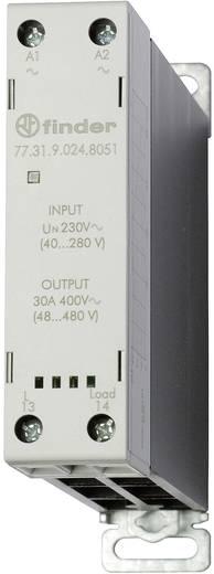Elektronikus relé 1 záró 30A Finder 77.31.9.024.8051