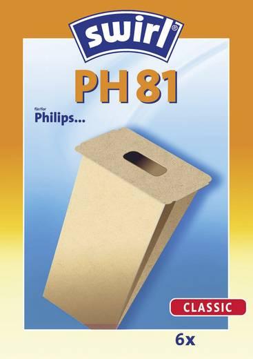 Porszívó zsák Swirl PH81 6 db