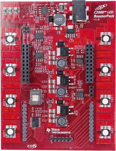 Programozó mikrokontroller panel Texas Instruments C2000 LED BoosterPack BOOSTXL-C2KLED
