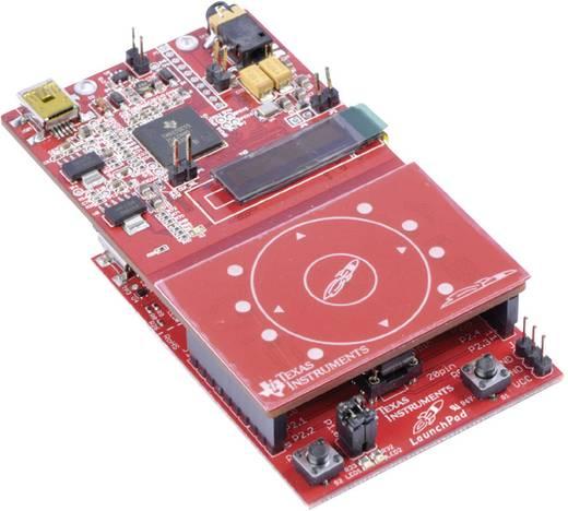 Kapacitív kijelző, érintőképernyő, mikrokontroller építőkészlettel Texas Instruments C5000™ 430BOOST-C55AUDIO1