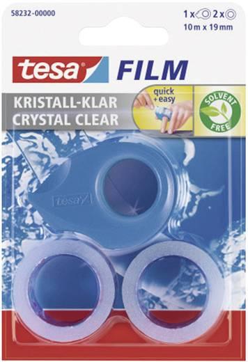 Mini adagoló, tesafilm® , kék 58232 TESA, tartalom: 1 csomag