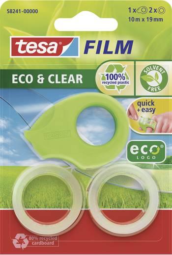 tesafilm® Mini adagoló ecoLogo®, világoszöld 58241 TESA, tartalom: 1 csomag
