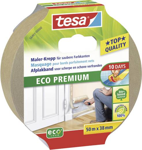 Krepp maszkolószalag Protection Tape PREMIUM ECO 50 m X 38 mm, TESA