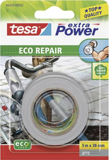 Javító szalag EXTRA POWER ECO REPAIR, szürke 5 m x 38 mm Tesa 564030