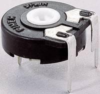 Trimmer potméter, lineáris, fekvő, 0,25 W 250 Ω 250° 270° Piher PT 15 LV 250R Piher