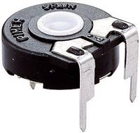 Trimmer potméter 0,25 W 10 kΩ 270° Piher PT 15 NV 10K Piher